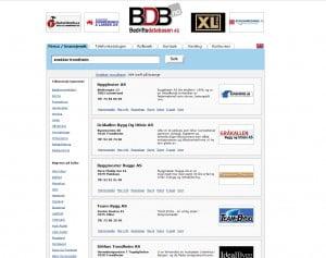 Bedriftsdatabasen