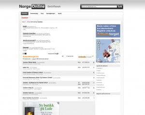 Norgeonline