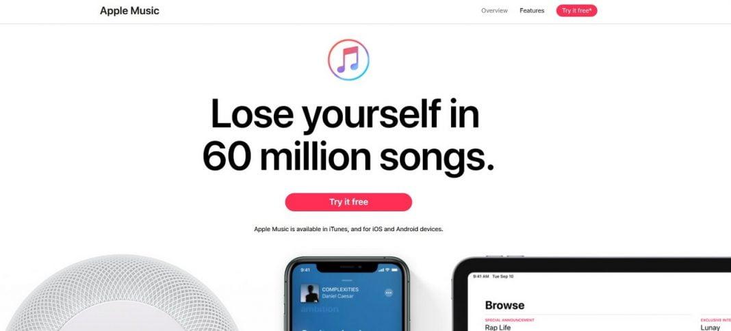 Ta opp musikk fra Apple Music